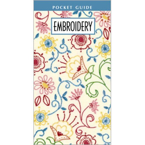 (Embroidery Pocket Guide)