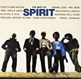The Best Of Spirit (180 Gram Audiophile Vinyl/Anniversary Limited Edition)