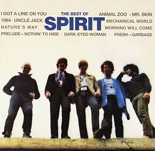 The Best Of Spirit (180 Gram Audiophile Vinyl/Anniversary Limited Edition)