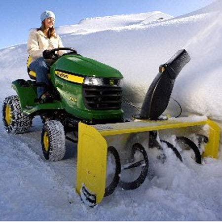 Amazon.com: John Deere SKU23045 - Soplador de nieve (40.9 in ...