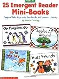 25 Emergent Reader Mini-Books (Grades K-1)