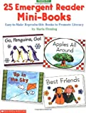 25 Emergent Reader Mini-Books, Maria Fleming, 0590330713