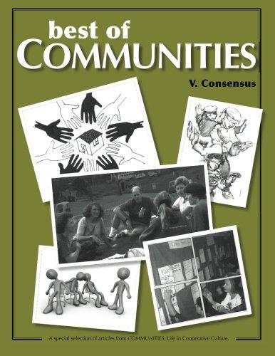 Best of Communities: V. Consensus (Volume 5)