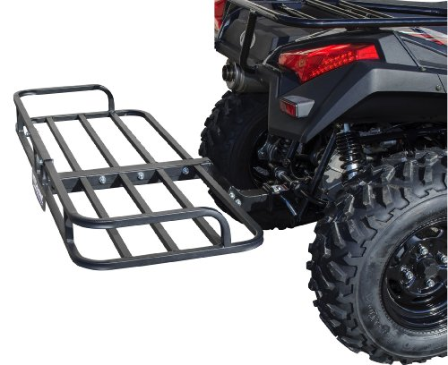 Hitch Haul 30110814 Black ATV Cargo Carrier
