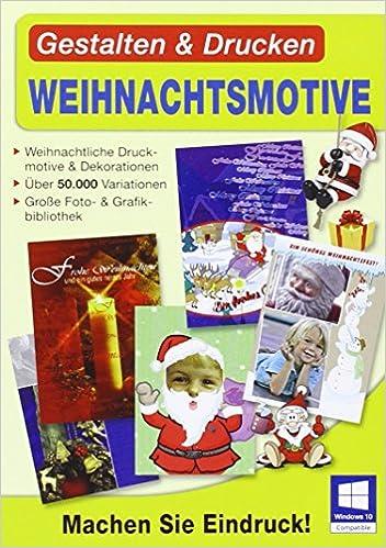 Weihnachtsmotive Drucken.Gestalten Drucken Weihnachtsmotive Für Windows 10 Windows 8