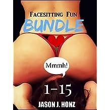 Facesitting Fun 1-15 BUNDLE: (Forced Lesbian Facesitting/Smothering Tales)