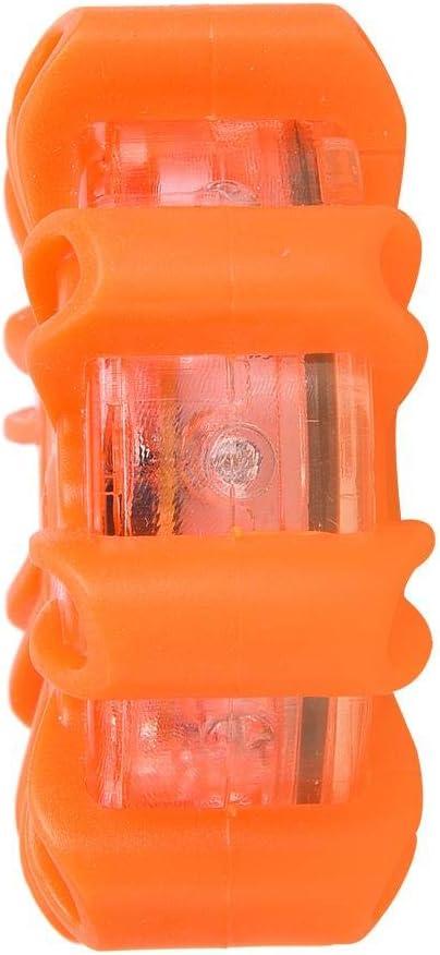 hurac/án para Kits de Supervivencia indicador de se/ñal a Prueba de Agua luz de Emergencia para Acampar Labuduo L/ámpara de se/ñal LED 1 l/ámpara de se/ñal para Exteriores 8 Luces LED