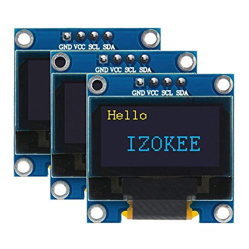 IZOKEE 0.96'' I2C IIC