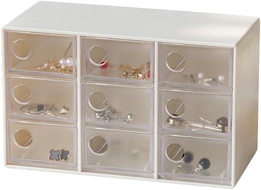 OUNONA - Organizador de cajones con 9 cajones, caja de ...