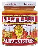 Inca's Food Aji Amarillo Yellow Hot Pepper Paste - 7.5 oz