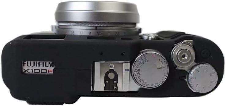 kinokoo Coque en Silicone pour Appareil Photo Fujifilm X100F