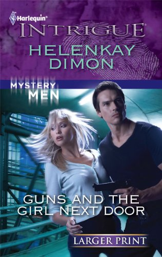 book cover of Guns and the Girl Next Door