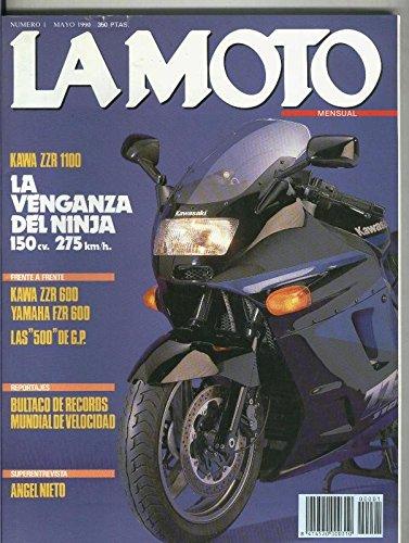 La moto numero 001: Varios: Amazon.com: Books