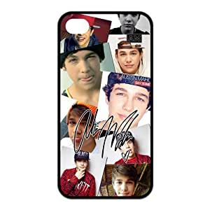 Austin Mahone Design TPU Case Protective Skin For Iphone 4 4s iphone4s-NY850 hjbrhga1544
