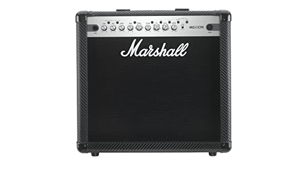 Marshall MG50CFX Combo - Amplificador de guitarra eléctrica con efectos, 50 W: Amazon.es: Juguetes y juegos