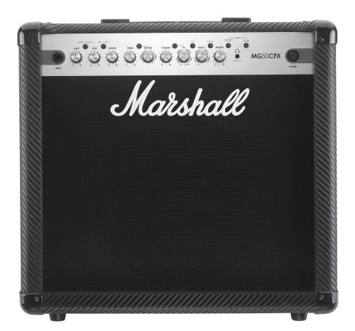 Marshall MG50CFX MG Series 50-Watt Guitar Combo Amp by Marshall