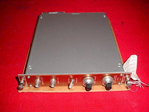Ortec Eg&G 550 Single Channel Analyzer Sca Nim Bin Crate Module Unsealed! (Single Analyzer Channel)