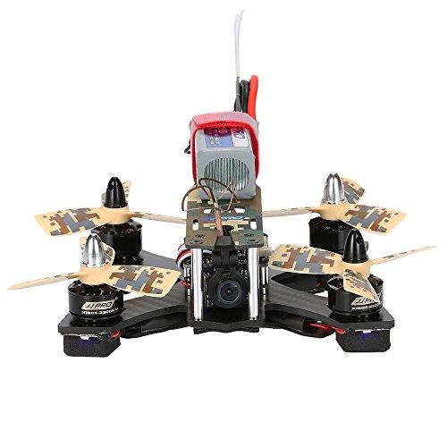 GoolRC Original JJRC JJPRO P130 Battler 130mm 800TVL Camera 5.8G FPV Micro Racing Drone with CC3D Flight Controller FS-i6 Transmitter RTF