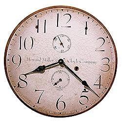 Howard Miller 620-314 Original III Wall Clock