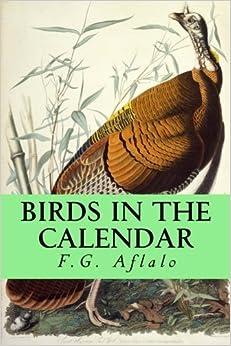Book Birds in the Calandar