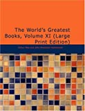 img - for The World's Greatest Books, Volume XI (Large Print Edition) book / textbook / text book