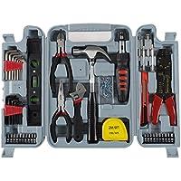 Stalwart Herramientas 75-6037 Juego de herramientas de mano, 130 piezas