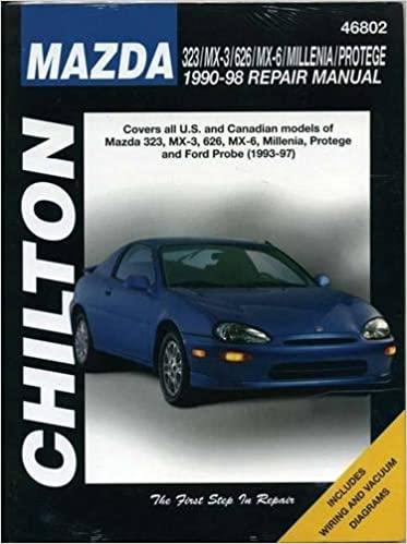 Mazda 323 mx 3 626 millenia and protege 1990 98 haynes repair mazda 323 mx 3 626 millenia and protege 1990 98 haynes repair manuals 1st edition fandeluxe Choice Image
