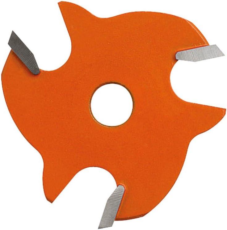Orange CMT 822.330.11/Fraise /à disque pour rainures lat/érales
