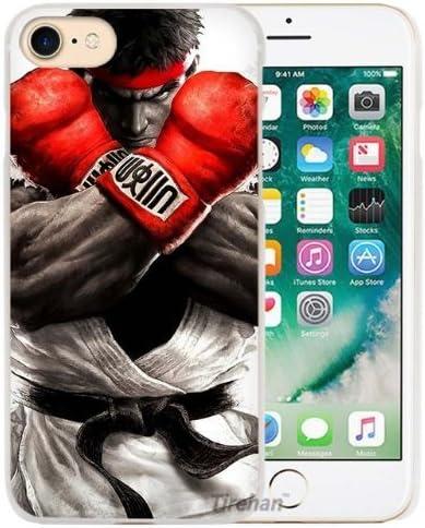 Coque iPhone 5/5S SE Street fighter boxe: Amazon.fr: High-tech