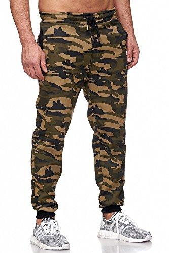 Jogging nbsp;birds Uomo Pantaloni Prod schwarz Tazzio Cod 16600 Camouflage Per I7q6dgqw