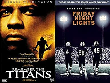Amazon Com The Greatest Football Movies Ever Made Remember The
