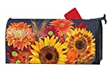 MailWraps Studio M Oversized Mailbox Cover - Autumn Toss
