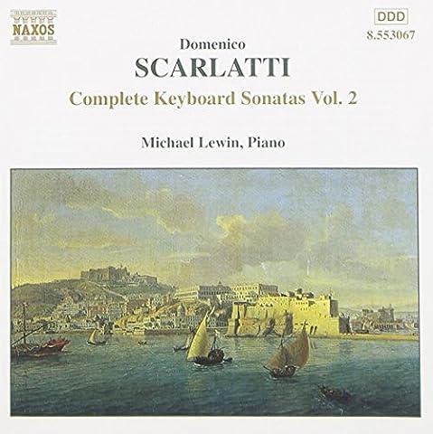 Scarlatti: Complete Keyboard Sonatas, Vol. 2 - Complete Keyboard Music