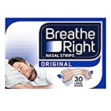 Breathe Right Nasal Strips Natural Regular 30