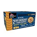 Mountain House 2-Day Emergency Food Supply Kit