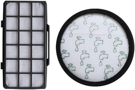 Kit de filtro HEPA WuYan para Rowenta Tefal Silence Force Cyclonic 4AAAA Filtro de aspiradora RO7611EA RO7612EA RO7623EA TW7647EA: Amazon.es: Grandes electrodomésticos