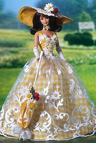 Enchanted Seasons Collection Limited Edition Summer Splendor Barbie-Second in - Collection Enchanted Seasons