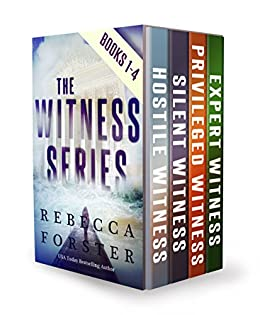 The witness series books 1 4 kindle edition by rebecca forster the witness series books 1 4 by forster rebecca fandeluxe Images