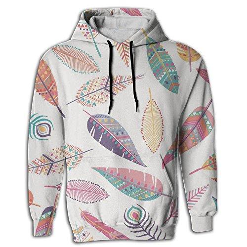 Cjhxqt Shiny Star Fashion Hoodies For Men Pullover Hooded Sweatshirt Sweatshirts For Men