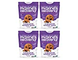 Maxine's Heavenly - Vegan, Gluten Free, Soy Free, Non-GMO - Cinnamon Oatmeal Raisin Cookies - 7.2 ounce bags (4 pack)