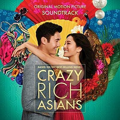 Various Artists - Crazy Rich Asians Soundtrack  Gold