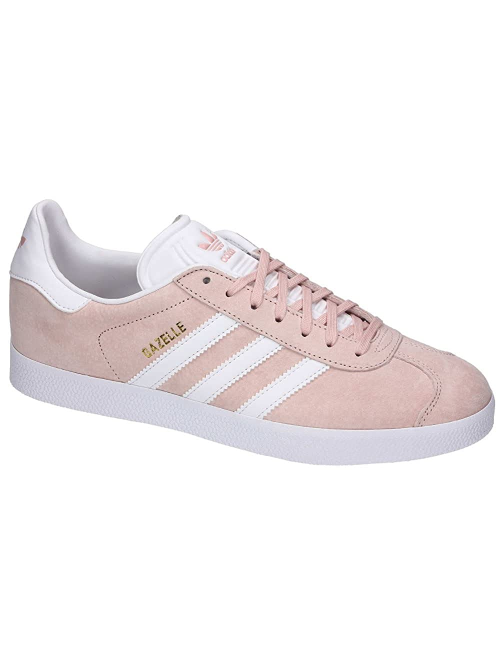 Vapour Pink F16 White Gol adidas Unisex Adults' Gazelle Low-Top Sneakers