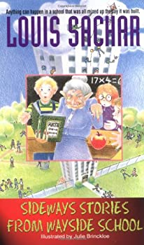 Sideways Stories from Wayside School 0380698714 Book Cover