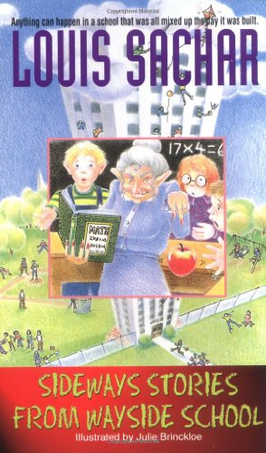 Sideways Stories from Wayside School - Book #1 of the Wayside School
