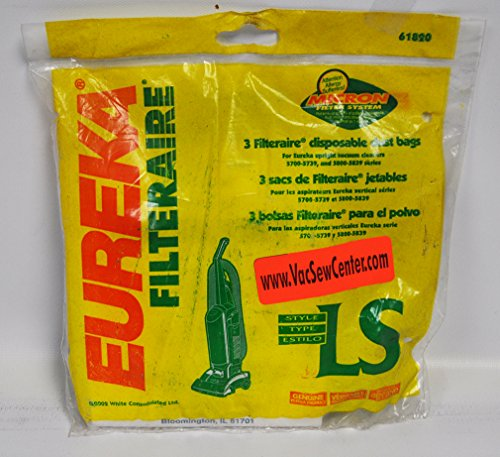(Eueka Premium LS Vacuum Bags OEM 3)