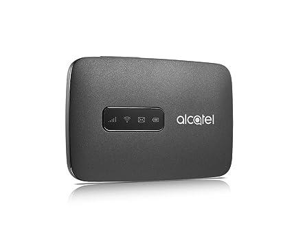 Alcatel MW40CJ 4G MiFi Device (Black)