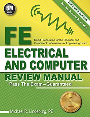 fe electrical and computer review manual michael r lindeburg pe rh amazon com Lindbergh Kidnapping House Lindbergh Baby
