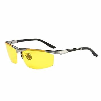 Gafas de sol/gafas de sol polarizadas de los hombres/conducir conduciendo gafas de