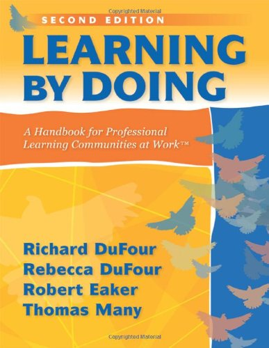 Learning by Doing: A Handbook for Professional Communities at Work - a practical guide for PLC teams and - San Outlets In Best Diego