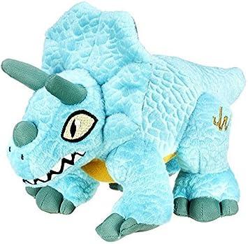 "Jurassic Park Jurassic World Triceratops 8"" Plush by Hasbro Toys"